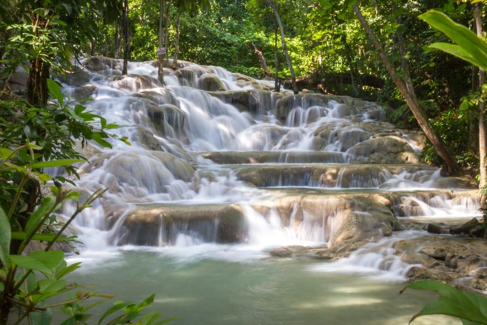 Wodospad Dunn, jamajka