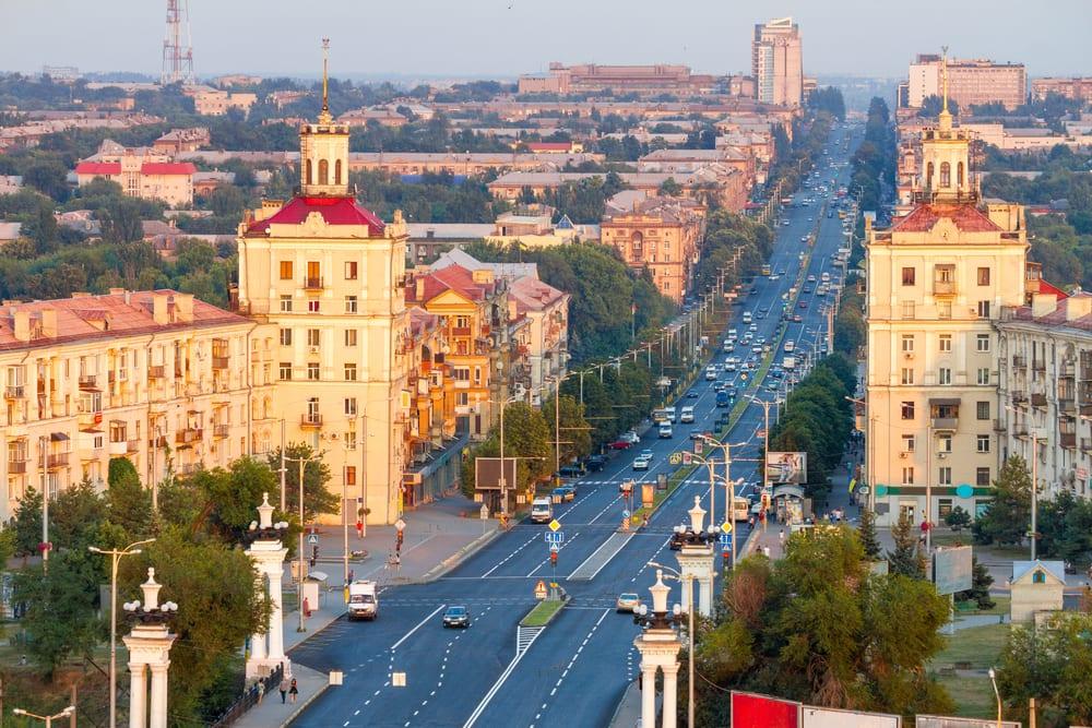 Zaporoże, Ukraina. Nowe połączenie lotnicze