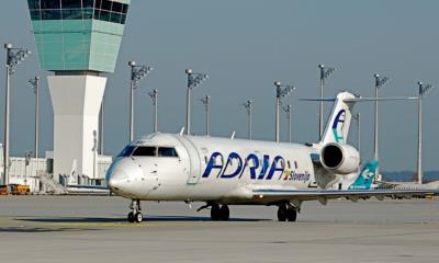 Adria Airways, bankructwo