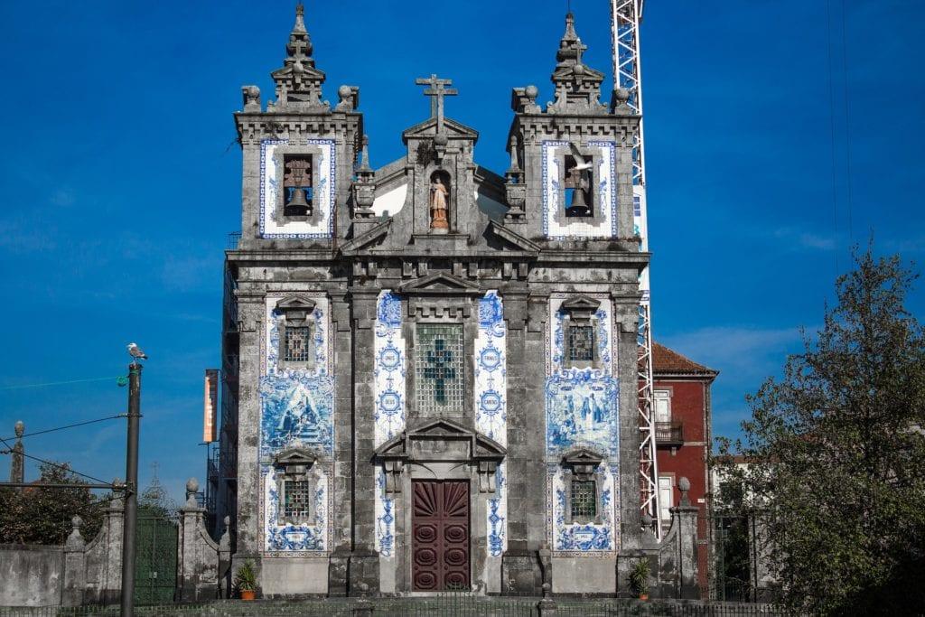 Kościół św. Ildefonsa w Porto,