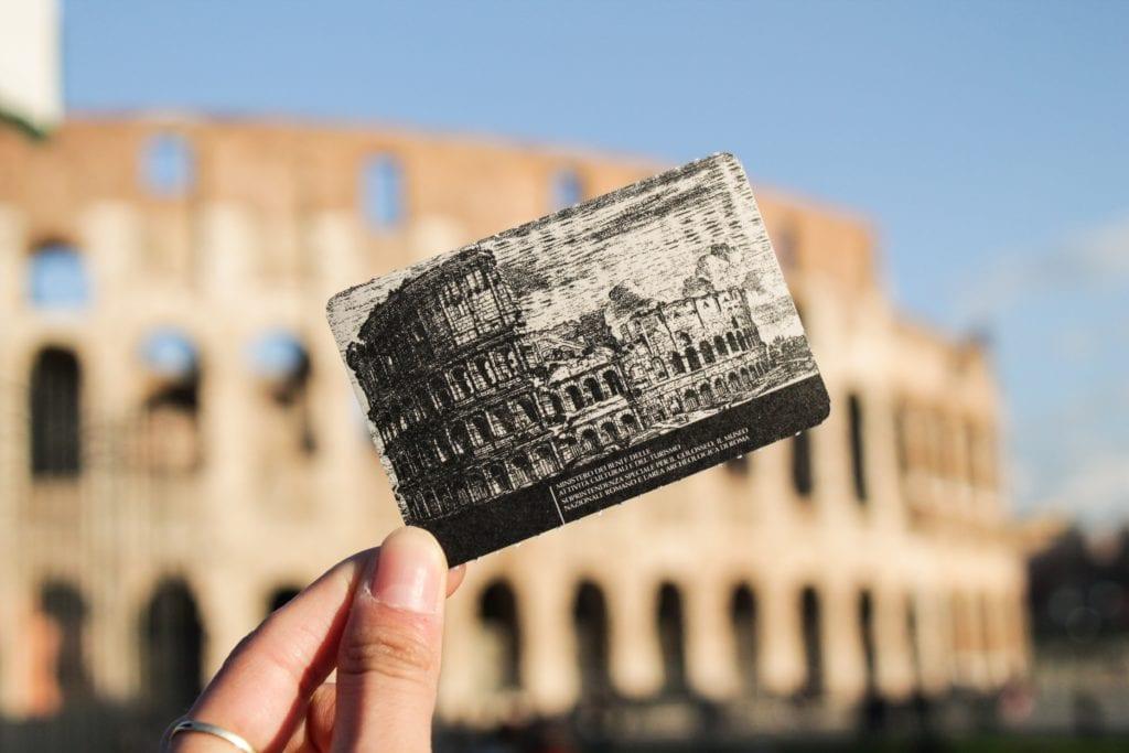 Koloseum w Rzymie,