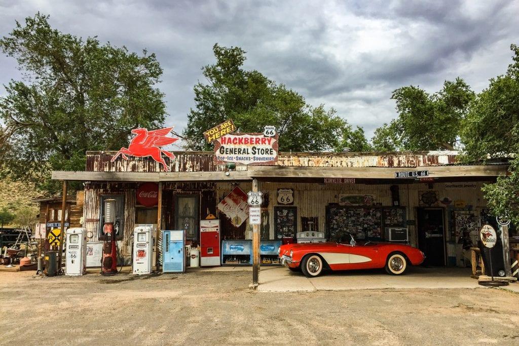 Na trasie Route 66 znajdziesz miejsca, gdzie zatrzymał się czas, fot. Cory Deseyn Pixabay
