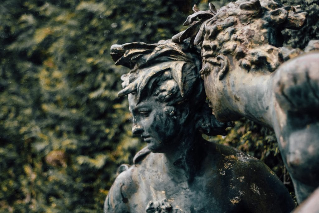 Ogród Pałacu Kryształowego, Porto