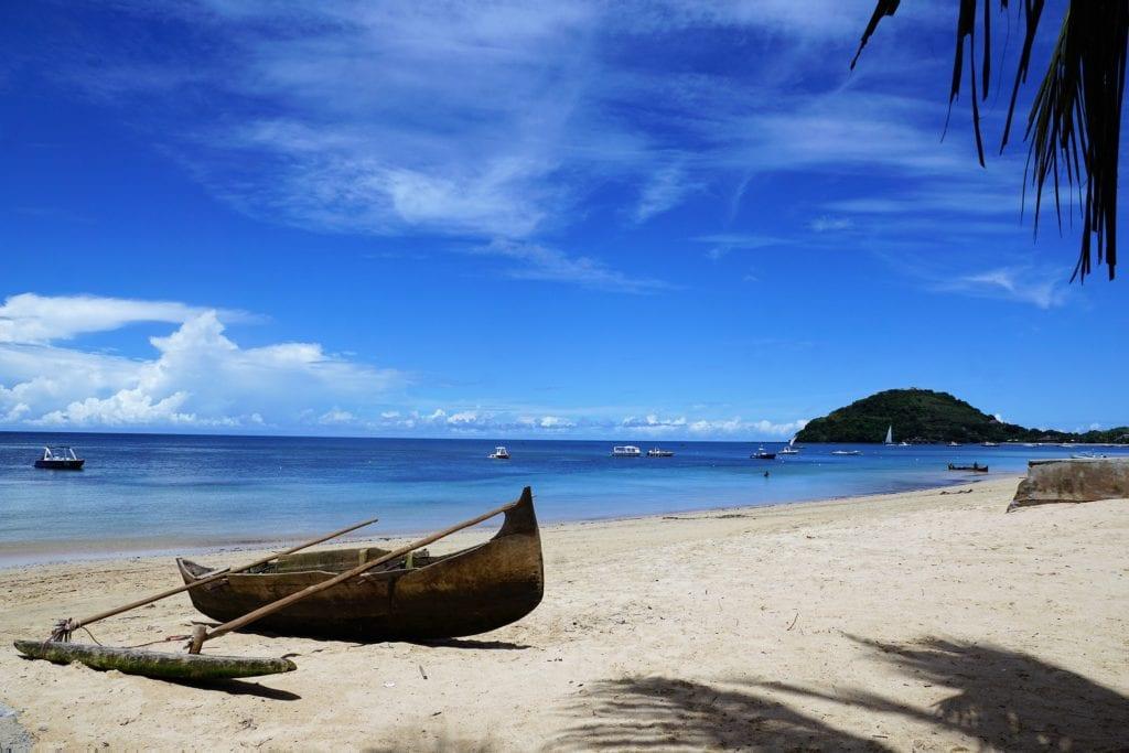 Plaże na Madagaskarze,