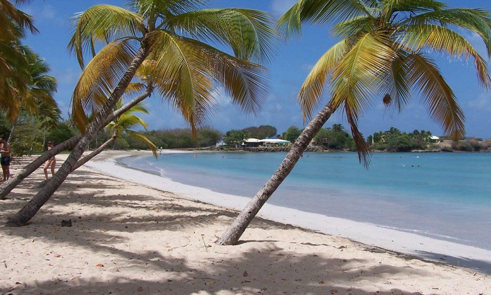 Plaże na Martynice