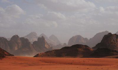 Pustynia Wadi Rum, Jordania