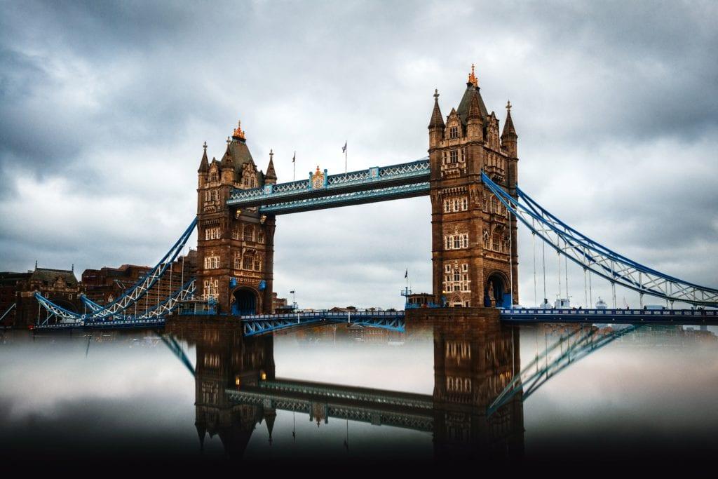 Tower Bridge, Londyn,