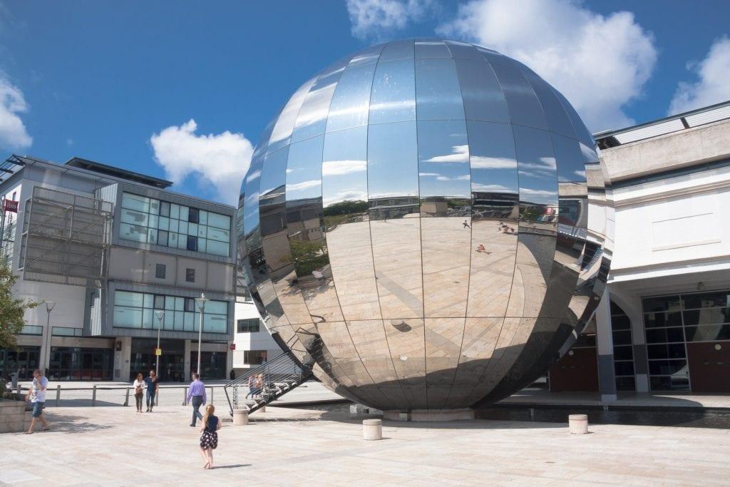 We The Curious - centrum nauki i sztuki w Bristolu,