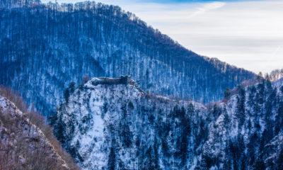 Zamek Poenari, prawdziwy zamek drakuli