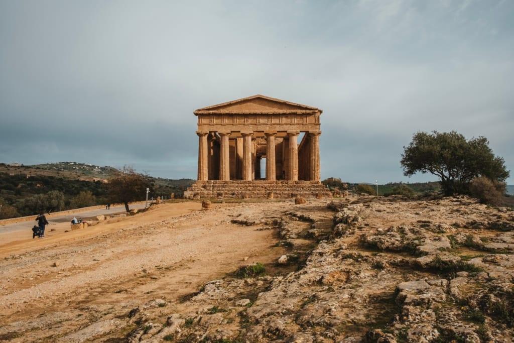 Agrigento, Sycylia