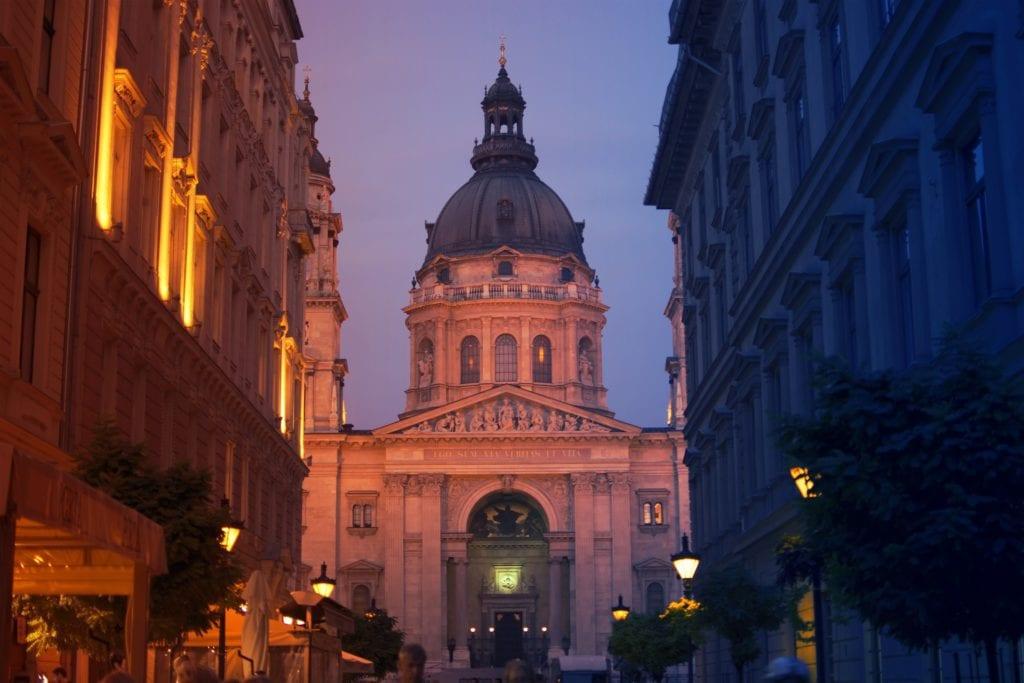 Bazylika św. Stefana w Budapeszcie,