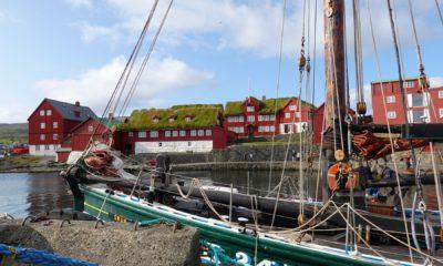 Torshavn, wyspy Owcze