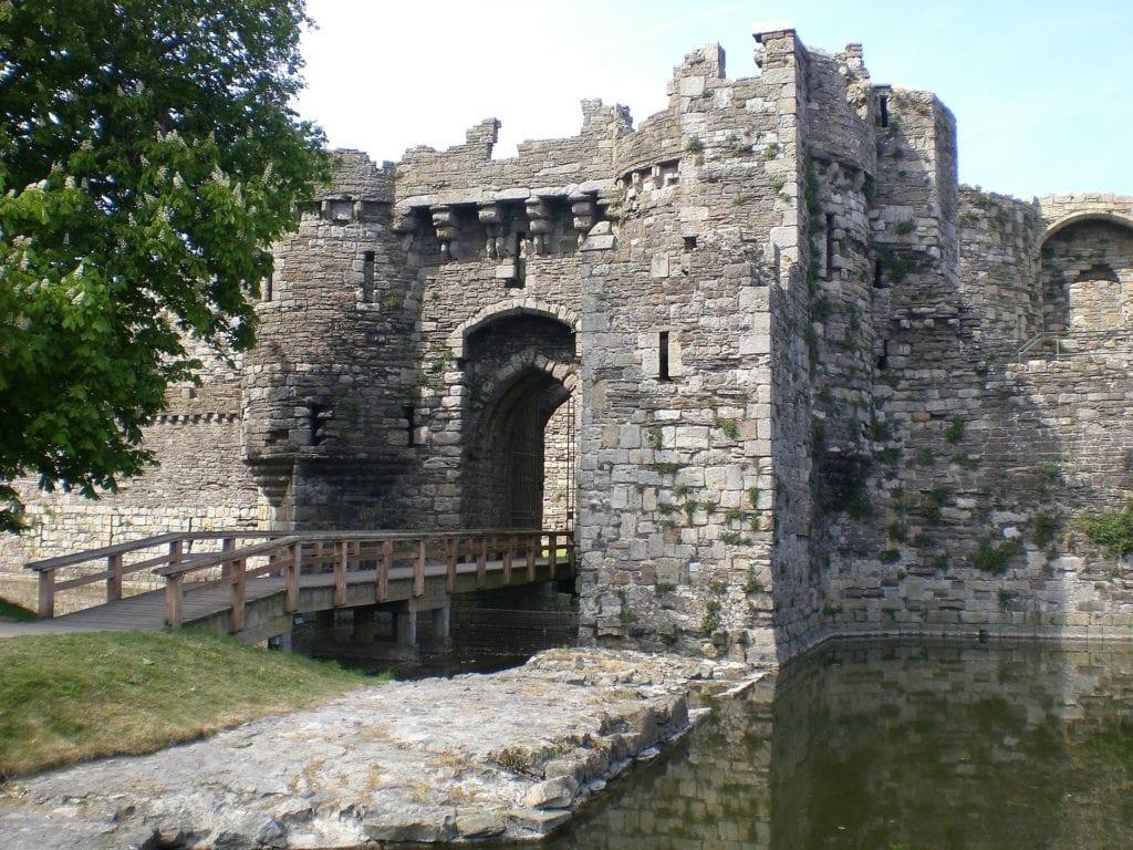 Zamek Beaumaris, Walia