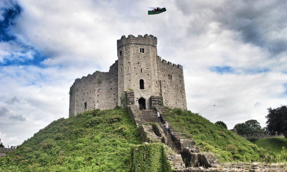 Zamek Cardiff, Walia