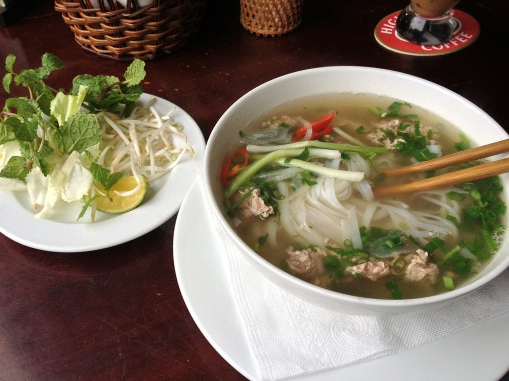 Zupa Pho,kuchnia wietnamska