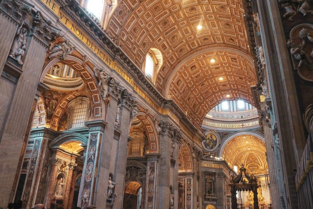 Bazylika św. Piotra, Rzym