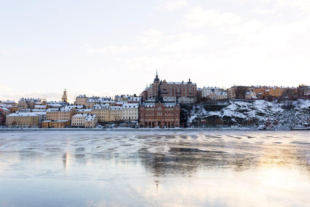 Dzielnica Södermalm, Sztokholm