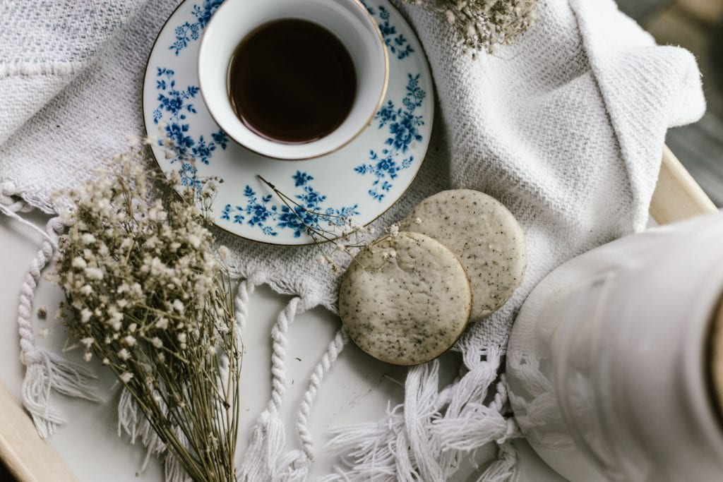 English tea - czas na herbatkę,