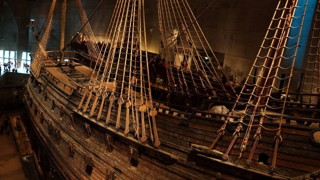 Muzeum Vasa, Sztokholm