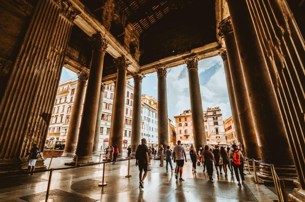 Panteon w Rzymie,