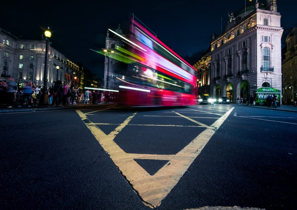 Piccadilly Circus, Londyn