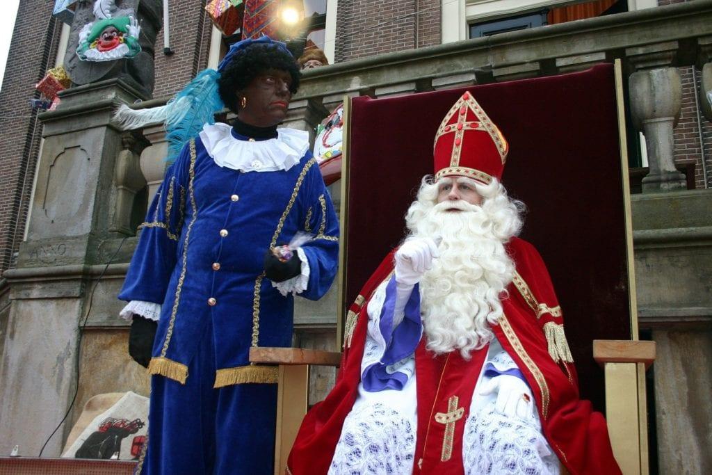 Sinterklaas w Holandii,