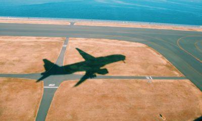 Start samolotu, fot. Yu Kato Unsplash