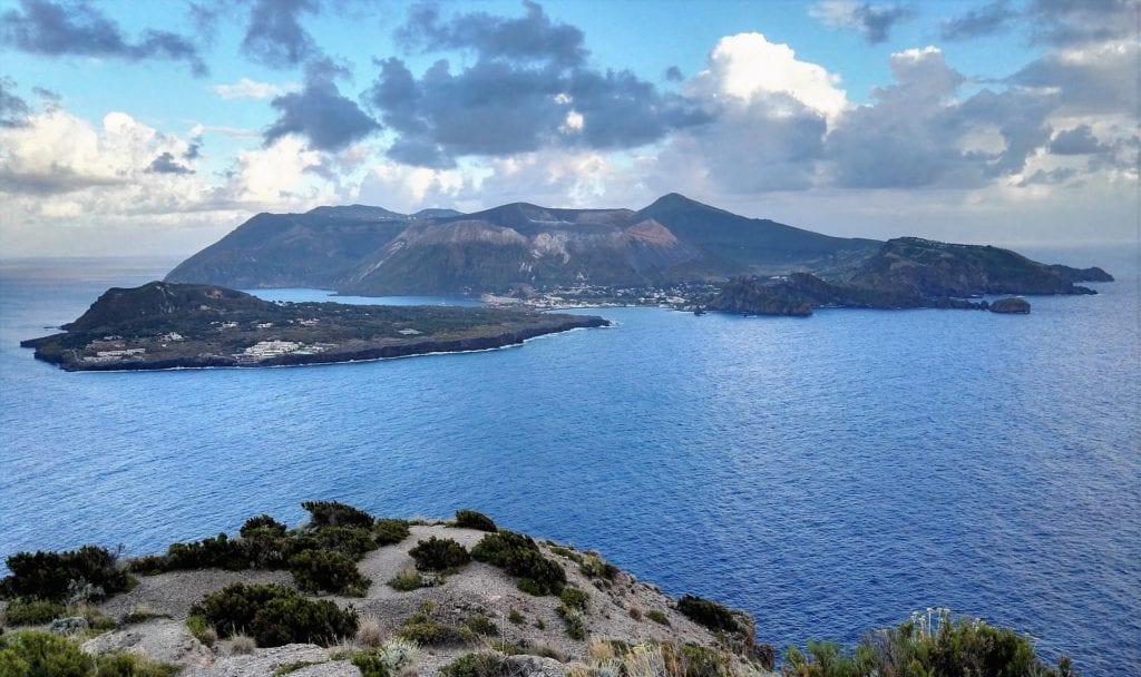 Włoska wyspa Vulcano,