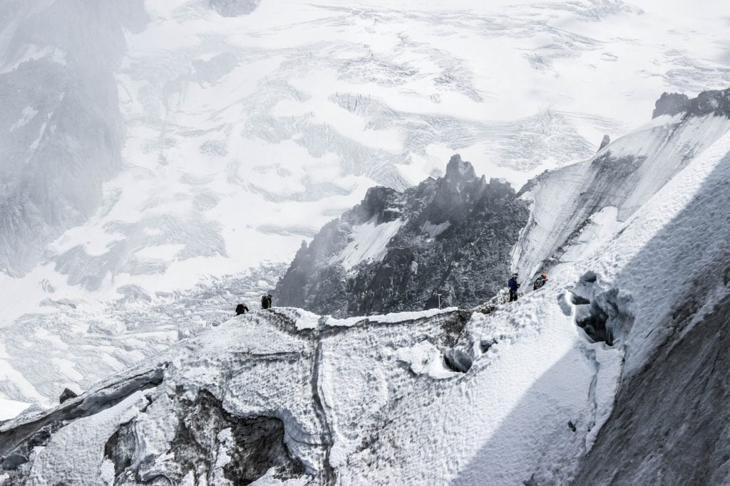 Alpejski szlak, Tour du Mont Blanc, Europa