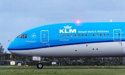 Klasa biznes KLM, fot. KLM.com