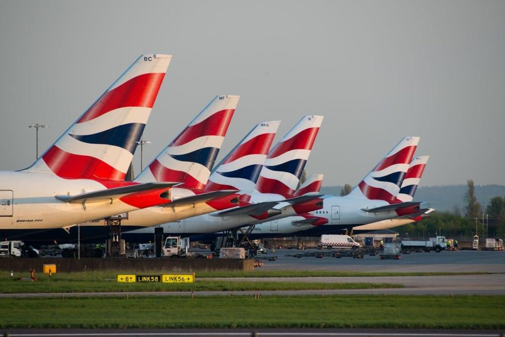 British Airways, fot. cedarjet201 Pixabay