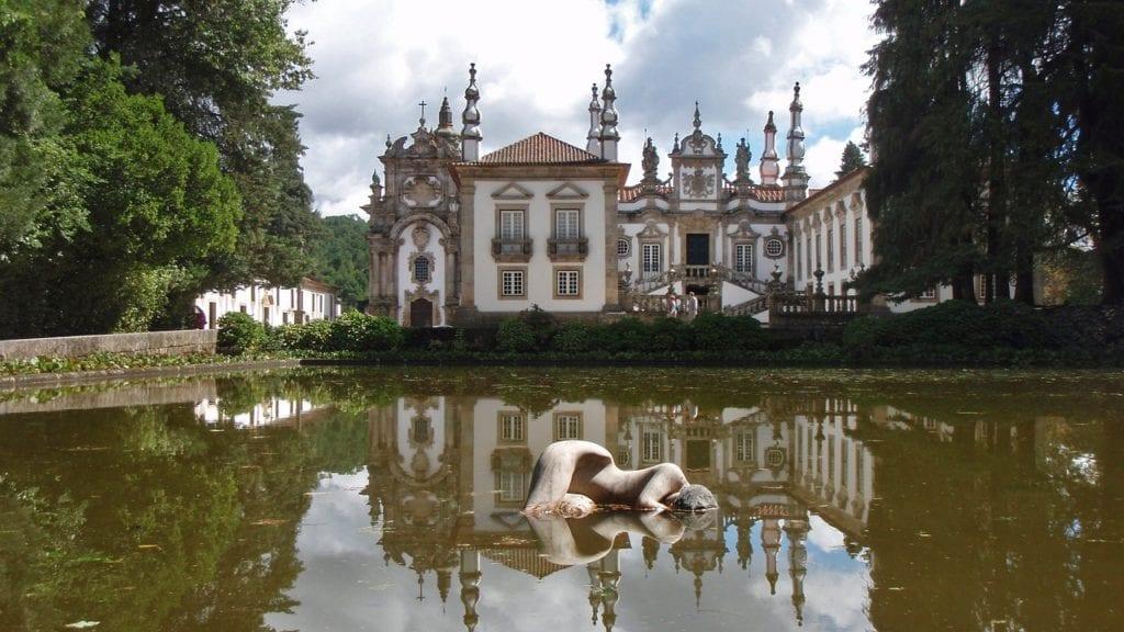 Casa de Mateus, Portugalia