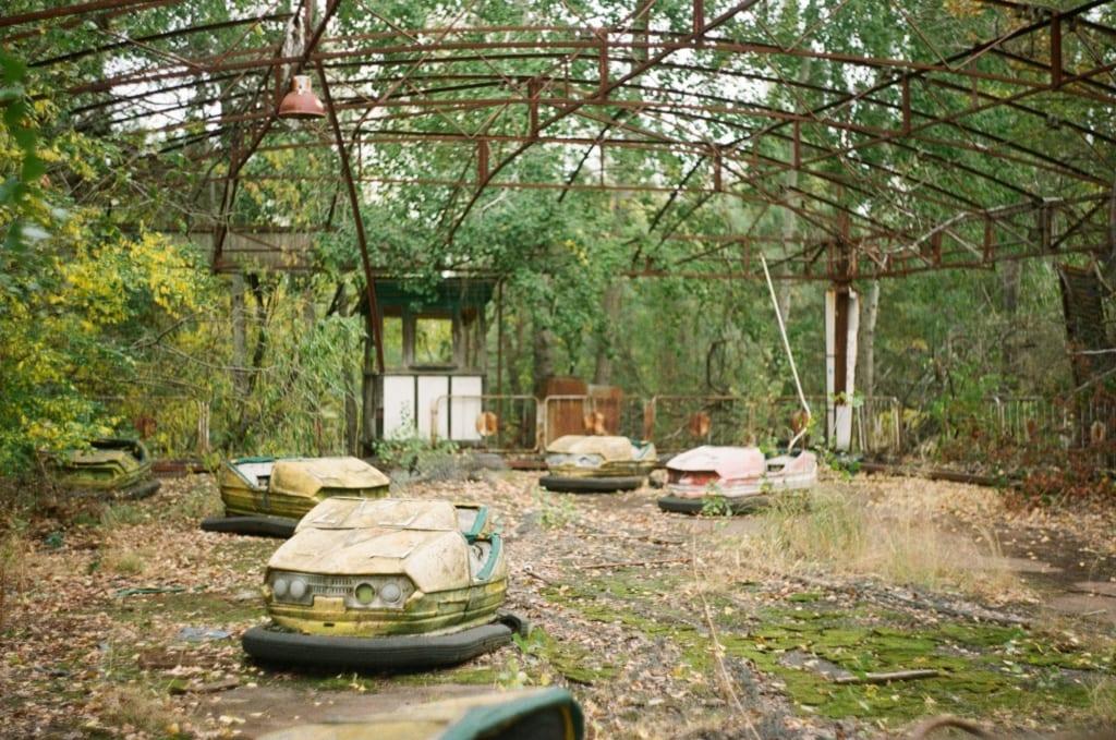 Czarnobyl, fot. Dasha Urvachova Unsplash