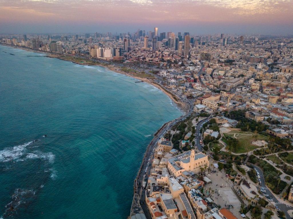 Tel Awiw, Izrael