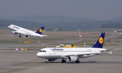 Lufthansa, fot. b1-foto Pixabay