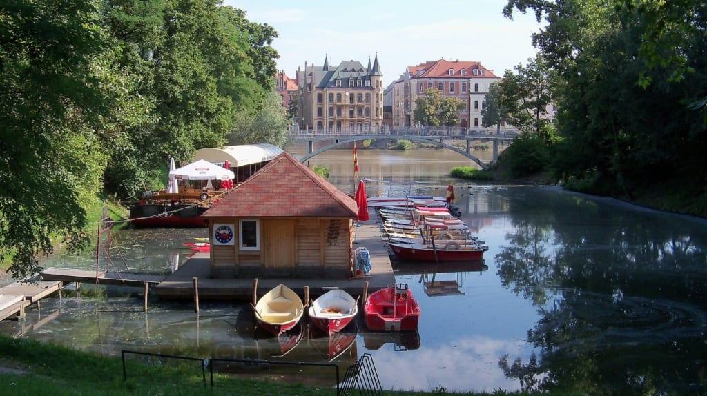 Wypożycz kajak i poznaj Wrocław z innej strony,