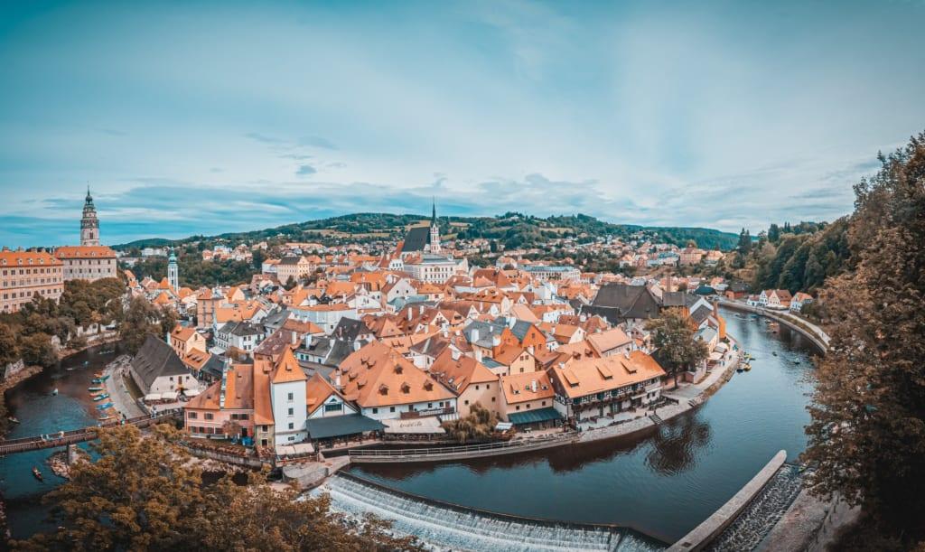 Český Krumlov, Czechy