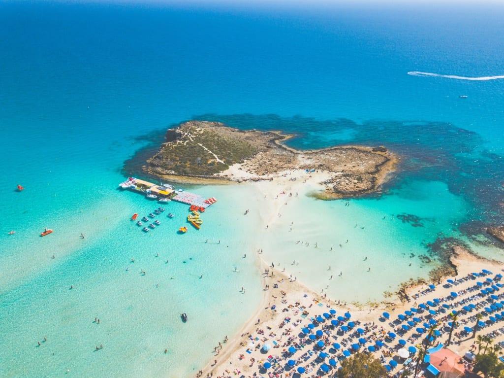 Ayia Napa, Cypr,