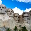 Góra Rushmore, Dakota, USA