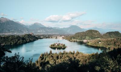Jezioro Bled, Słowenia,