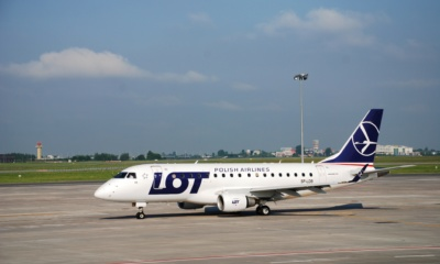 EMBRAER, LOT, fot. lot.com/pl