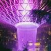Lotnisko Changi, Singapur,