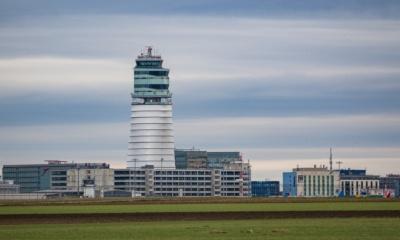 Lotnisko Schwechat, Wiedeń, fot. Martin Winkler Pixabay