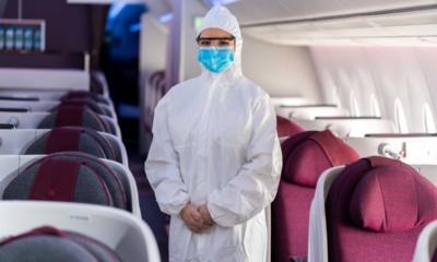 Personel pokładowy Qatar Airways, fot. qatarairways.com