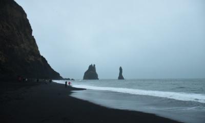 Plaża Reynisfjara, Islandia