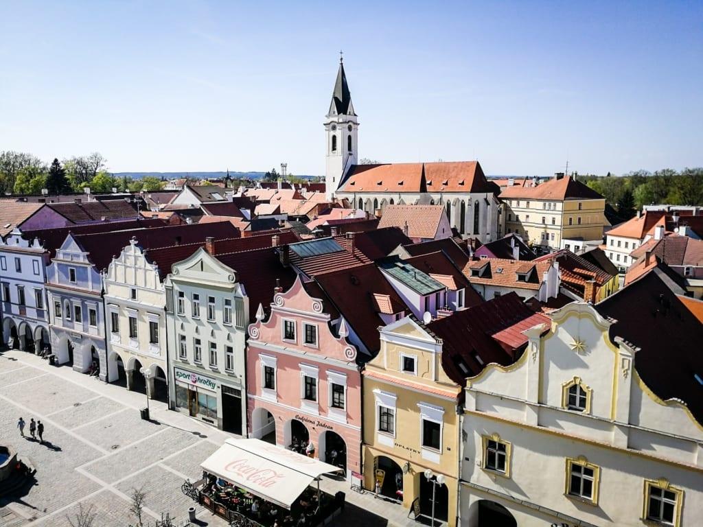 Trzeboń, Czechy