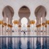 Wielki Meczet Szejka Zajida w Abu Zabi, fot. Junhan Foong Unsplash