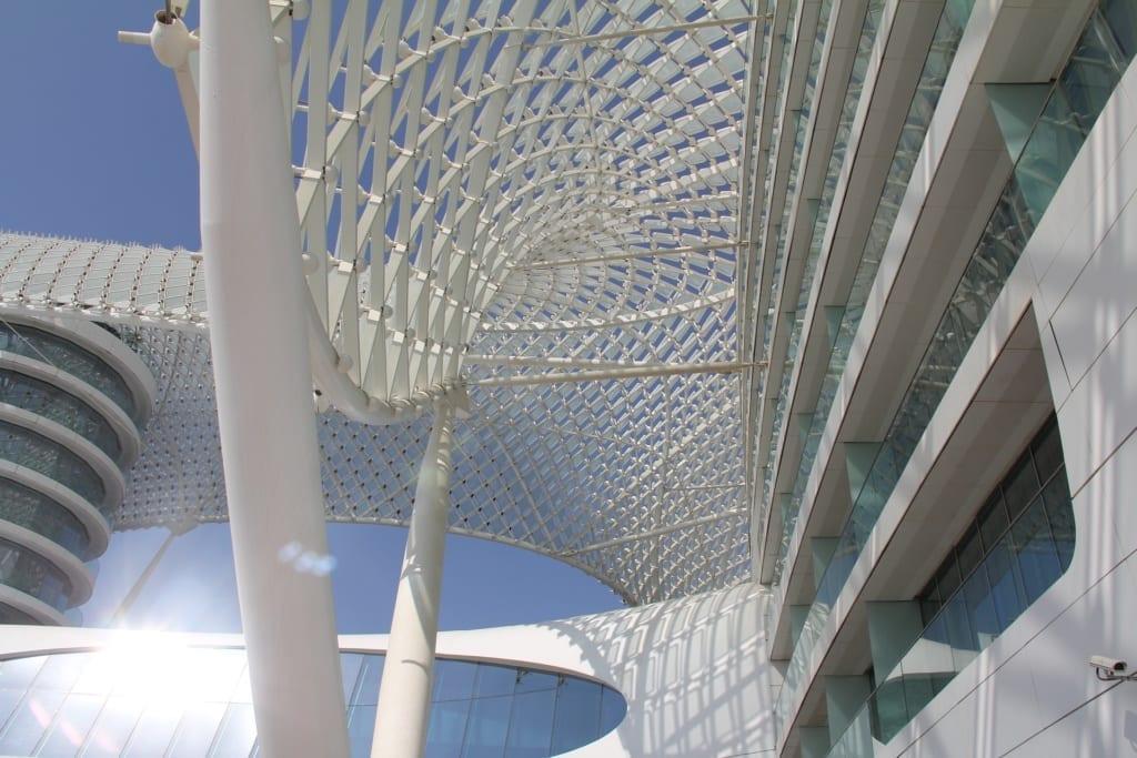 Yas Hotel Abu Dhabi,