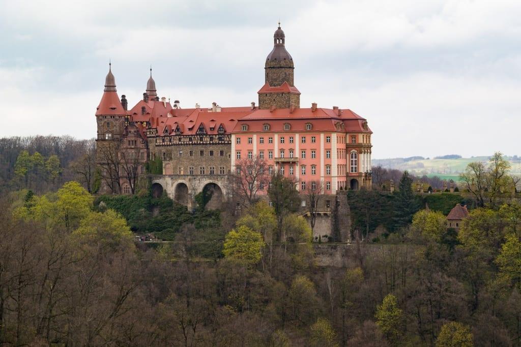 Zamek Książ,