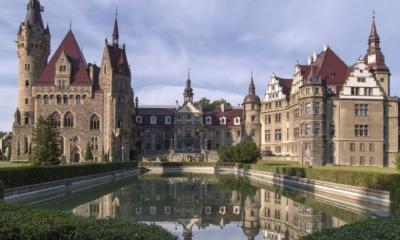 Zamek Moszna,